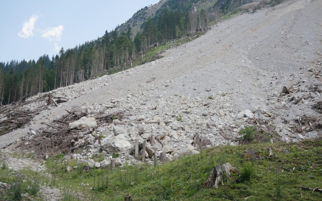 Ce que vous devriez savoir à propos des glissements de terrain et des coulées de boue (fin)
